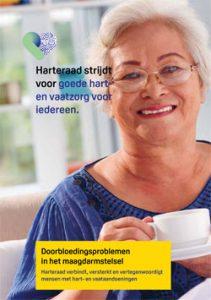 voorkant brochure doorbloeding maagdarmstelsel