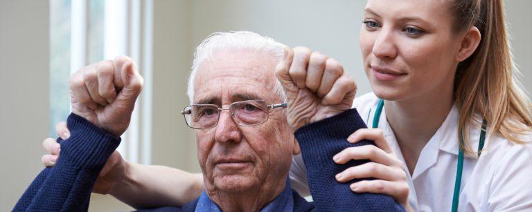 Ervaringsverhaal Marlieke over CVA beroerte zorg voor patienten