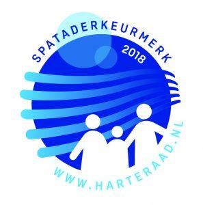 Logo Spataderkeurmerk 2018